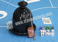 Cina New Style Improved Technology Casino Magic Dice With Remote Control perusahaan