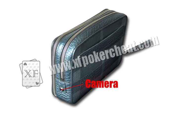 Playing Card Scanner Bag Camera To See Non Marked Cards Of Other Players