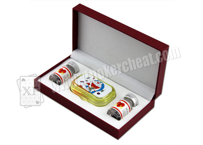 Poker Cheat Contact Lenses Light Filter / Marked Playing Cards Contact Lenses